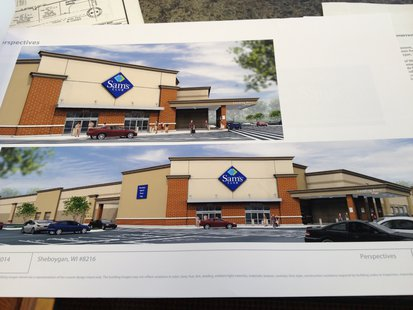 Sam's Club has submitted plans to the town of Sheboygan