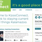 Kzoo Connect launched on March 4th, 2014
