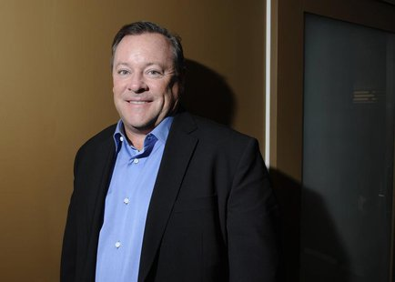 President and CEO of Sony Computer Entertainment of America, Jack Tretton, is photographed during the Electronic Entertainment Expo (E3), in