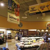 A general view of a local Safeway grocery store in Arvada, Colorado October 14, 2010. REUTERS/Rick Wilking