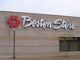 The former Boston Store in downtown Sheboygan