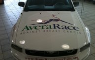 Avera Race Against Breast Cancer Kickoff Celebration at Sioux Falls Ford, Thurs March 6th 19
