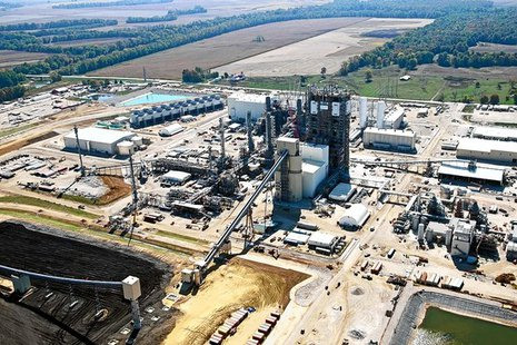 Duke Energy Edwardsport facility