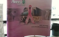 Avera Race Against Breast Cancer Kickoff Celebration at Sioux Falls Ford, Thurs March 6th 8