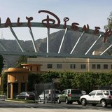 The main gate of entertainment giant Walt Disney Co. is pictured in Burbank, California May 5, 2009. Disney is scheduled to report its secon