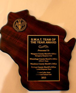 S.W.A.T. Team of The Year Award 2013