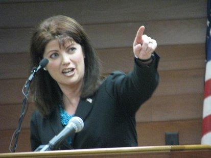 Lieutenant Governor Rebecca Kleefisch