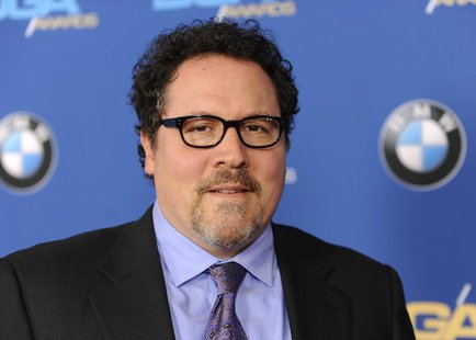 Actor and director Jon Favreau arrives during the 66th annual Directors Guild of America Awards in Beverly Hills, California January 25, 201