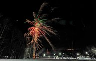 Fireworks up on Granite Peak!!! 4
