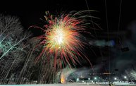Fireworks up on Granite Peak!!! 2