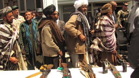 Afghan Taliban vow to disrupt what they consider elections manipulated by the United States. (Wikimedia.org)
