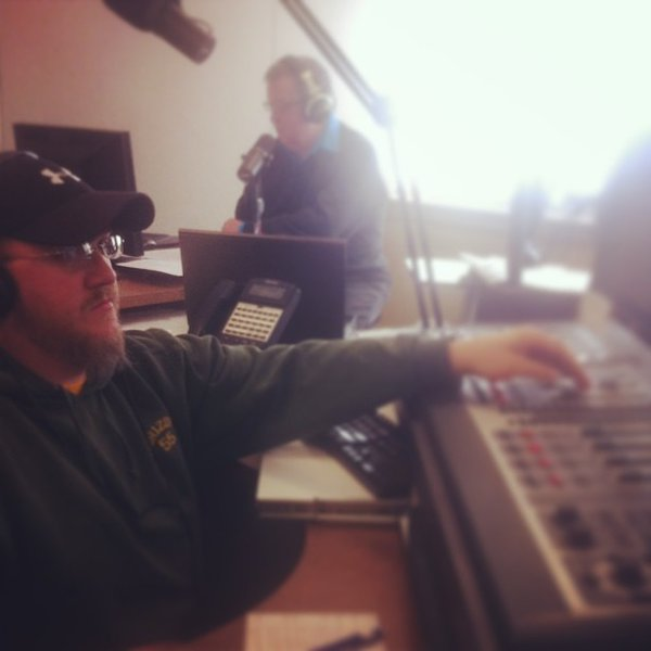 Behind the scenes of The Jerry Bader Show - Producer Jason keeps the show going