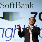 Softbank Corp CEO Masayoshi Son speaks during a news conference in Tokyo February 12, 2014. REUTERS/Yuya Shino