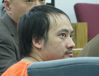 Kou Thao in court