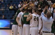 Bison Men Beat Denver 83-48  14