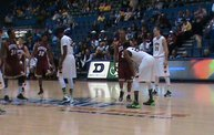 Bison Men Beat Denver 83-48  12