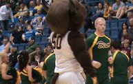 Bison Men Beat Denver 83-48  9