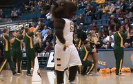 Bison Men Beat Denver 83-48  8