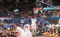 Bison Men Beat Denver 83-48  29