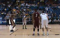 Bison Men Beat Denver 83-48  28