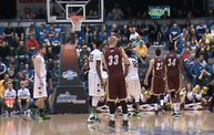 Bison Men Beat Denver 83-48  25