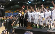 Bison Men Win Summit League Title  8