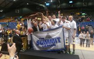 Bison Men Win Summit League Title  7