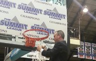 Bison Men Win Summit League Title  2