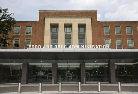 A view shows the U.S. Food and Drug Administration (FDA) headquarters in Silver Spring, Maryland August 14, 2012. Picture taken August 14, 2