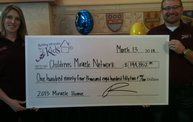 Rosewood Homes Presents Check to Children's Miracle Network 2