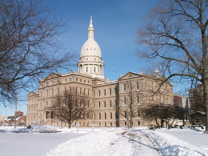 Michigan's State Capitol Building