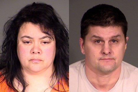 Jeana and Troy Riehl (Photo from: Fond du Lac County Sheriff's Office).