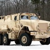 The Appleton Police Dept. and Outagamie Co. Sheriff's Dept. say they are receiving a heavy-duty vehicle similar to this one through a military program. (Photo from: Appleton Police Department).