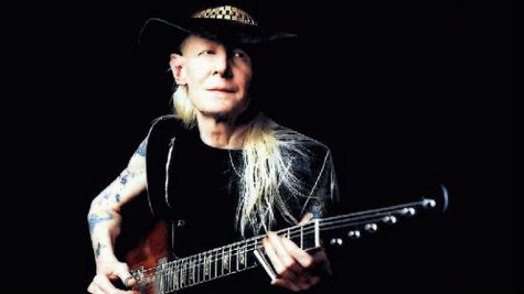 Image courtesy of Courtesy of Johnny Winter (via ABC News Radio)
