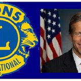 Senator John Thune will attend the Downtown Lions Club meeting in Sioux Falls today. (KELO AM File)