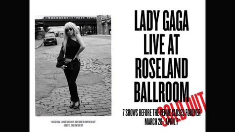 Image courtesy of Courtesy Lady Gaga/LittleMonsters.com (via ABC News Radio)