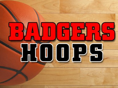 Badgers Hoops copyright 2013 Midwest Communications, Inc.