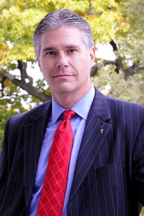 Attorney General J.B. Van Hollen (image from the Attorney General's Press Kit)