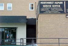 Northwest Human Service Center in Williston