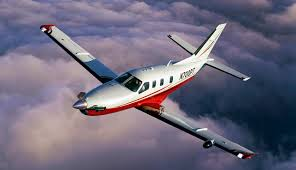 SOCATA TBM 700 similar to the aircraft believed to have crashed in Colorado