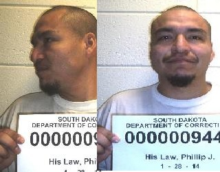 Inmate Phillip His Law