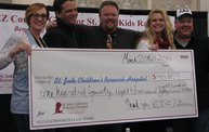 Country Cares for St. Jude Kids Radiothon 2014 2