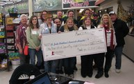 Country Cares for St. Jude Kids Radiothon 2014 1