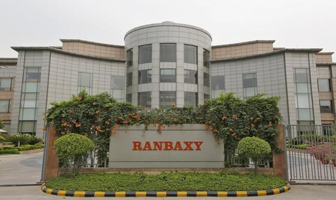 A general view of the office of Ranbaxy Laboratories is pictured at Gurgaon, on the outskirts of New Delhi, June 13, 2013. REUTERS/Adnan Abi