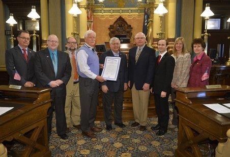 Township of Excellence Award Spring Lake Township