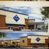 Proposed Sam's Club