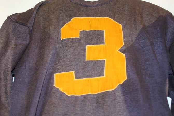 Tony Canadeo's jersey