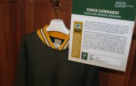 Up Close View as Packers Hall of Fame Items Move to Neville Museum 19
