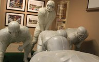 Up Close View as Packers Hall of Fame Items Move to Neville Museum 2
