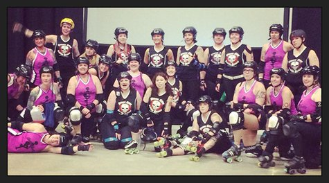 Sioux Fall Roller Dollz